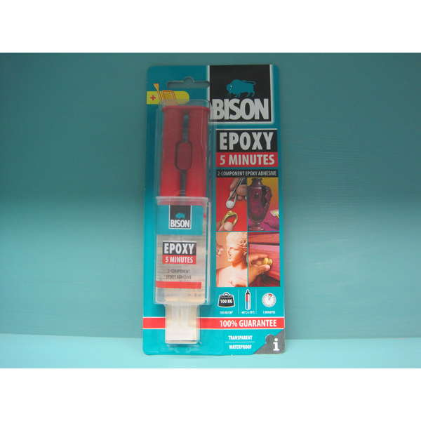 Bison Strong Epoxy liima