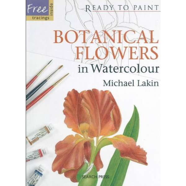 Botanical Flowers in Watercolour